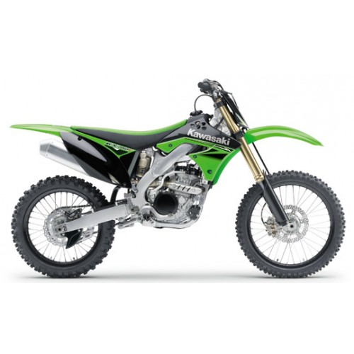 KXF 250 2009 - 2012