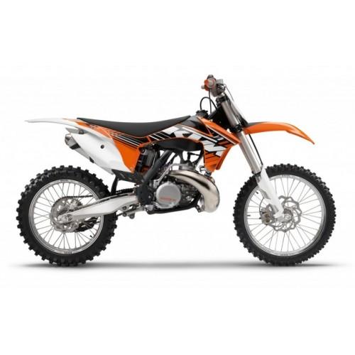 SX 250 2012