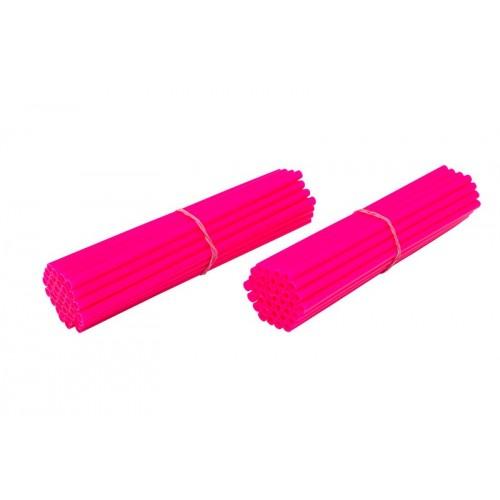 Couvre-Rayon En Plastique Rose