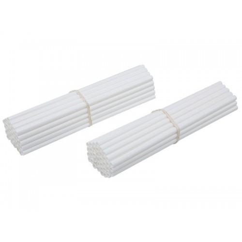 Couvre-Rayon En Plastique Blanc