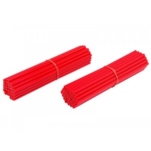 Couvre-Rayon En Plastique Rouge